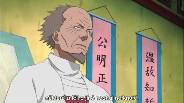 Naruto Shippuuden 355: Cíl: Sharingan