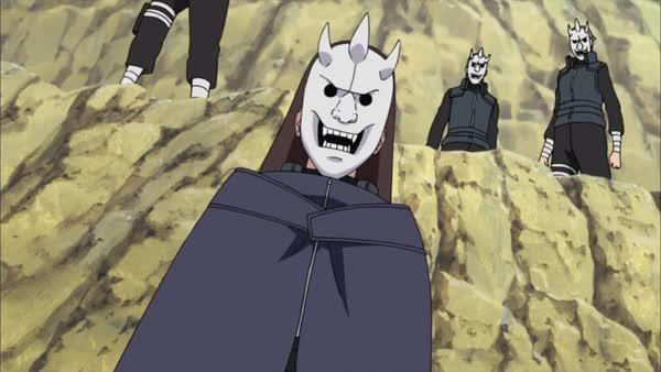 Naruto Shippuuden 357: Uchiha z ANBU - BORUTO.EU