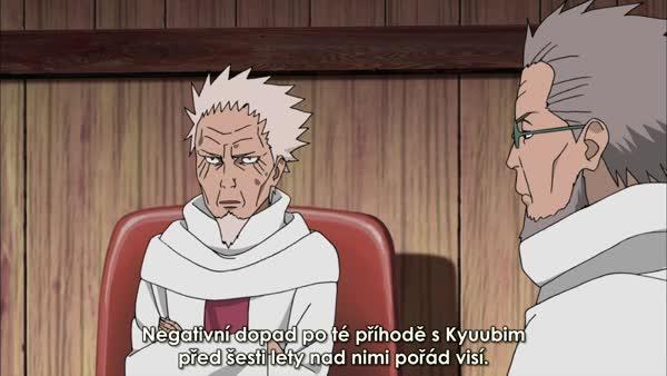 Naruto Shippuuden 358: Převrat - NARUTO-SHIPPUDEN.EU