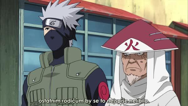 Naruto Shippuuden 361: Tým sedm - BORUTO.EU
