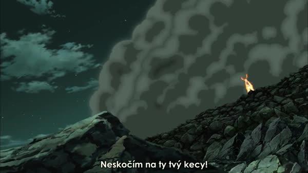 Naruto Shippuuden 362: Kakashiho odhodlání
