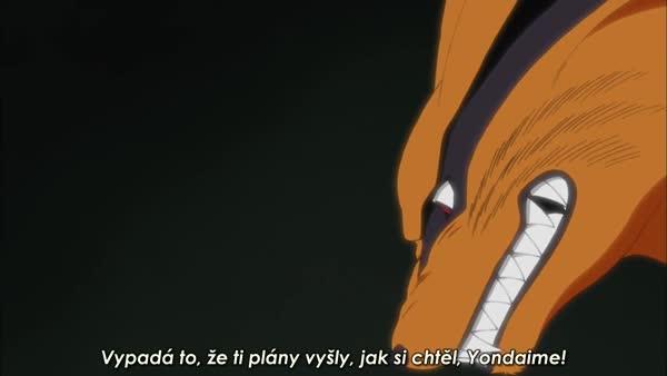Naruto Shippuuden 365: Ti, kdo tančí ve stínech - BORUTO.EU