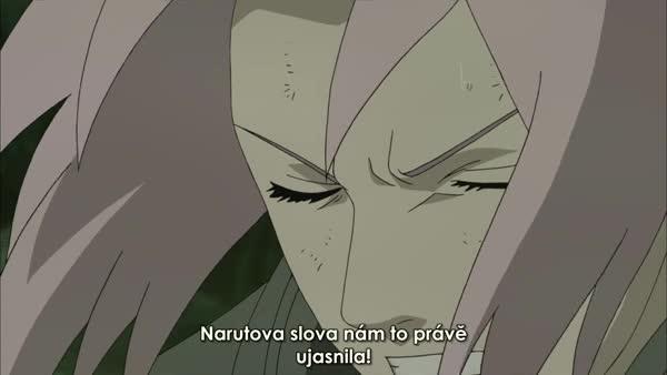 Naruto Shippuuden 372: Něco, čím zaplnit díru - BORUTO.EU
