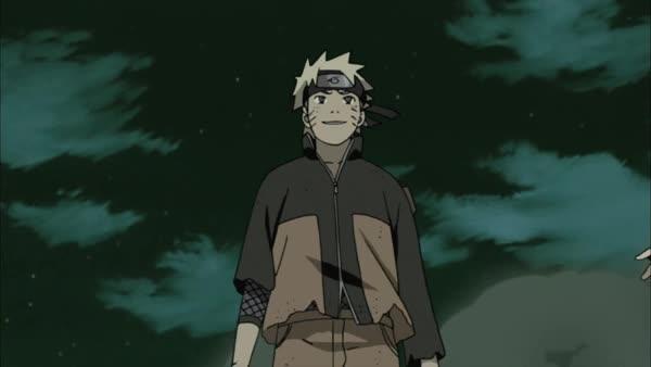 Naruto Shippuuden 373: Tým 7, nástup!