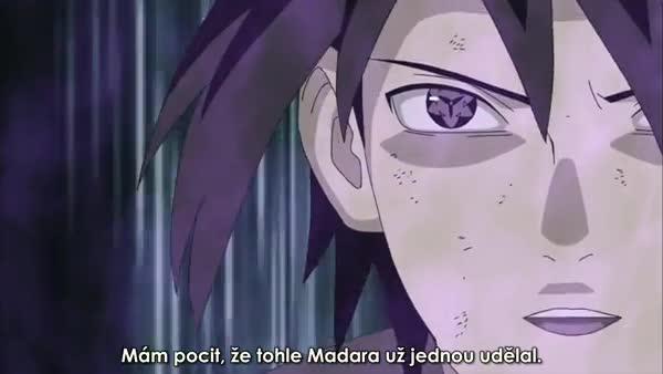 Naruto Shippuuden 384: Srdce naplněné přáteli