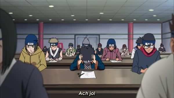 Naruto Shippuuden 386: Pořád tě sleduji