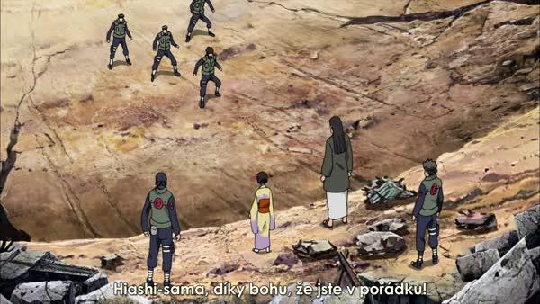 Naruto Shippuuden 390: Hanabino rozhodnutí - BORUTO.EU