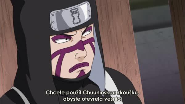 Naruto Shippuuden 394: Nová Chuuninská zkouška - BORUTO.EU