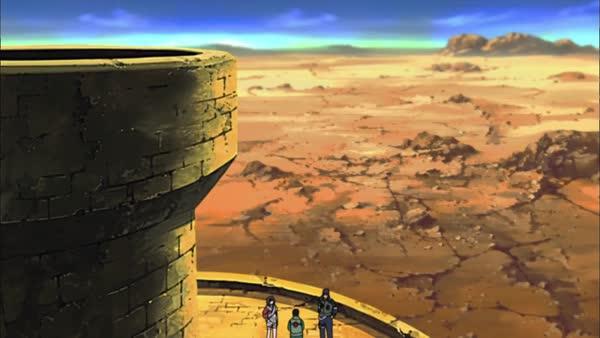 Naruto Shippuuden 399: Přežít v Démoní poušti - BORUTO.EU