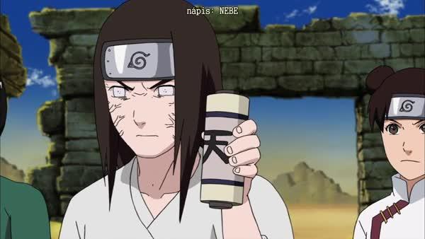 Naruto Shippuuden 404: Tenteniny trable - BORUTO.EU