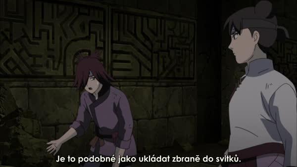 Naruto Shippuuden 405: Uvězněná dvojice - BORUTO.EU