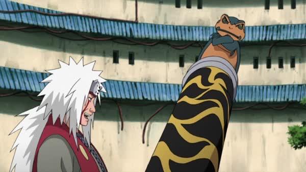 Naruto Shippuuden 409: Jejich záda - BORUTO.EU
