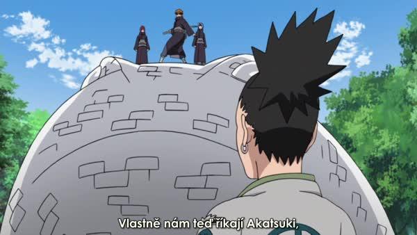 Naruto Shippuuden 434: Tým Jiraiya