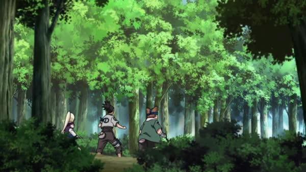 Naruto Shippuuden 434: Tým Jiraiya - BORUTO.EU