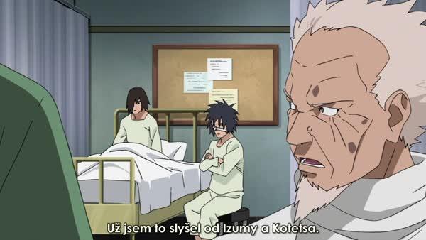 Naruto Shippuuden 444: Uprchlý nindža