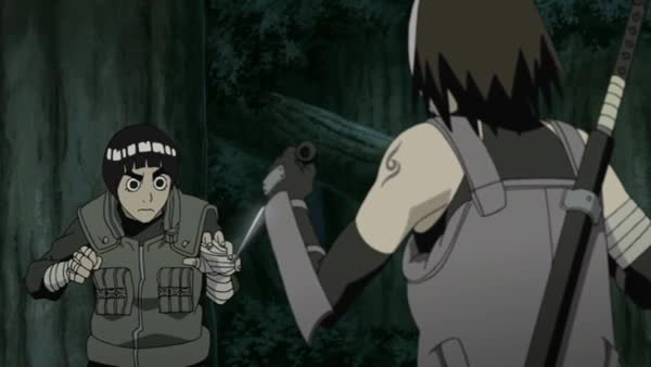 Naruto Shippuuden 445: Pronásledovaté