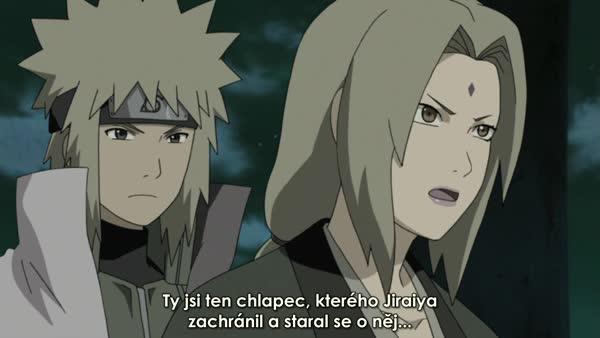 Naruto Shippuuden 447: Ještě jeden měsíc