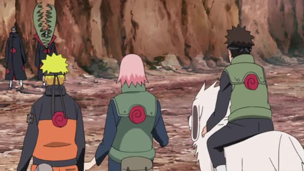 Naruto Shippuuden 449: Nindžové se spojují - BORUTO.EU