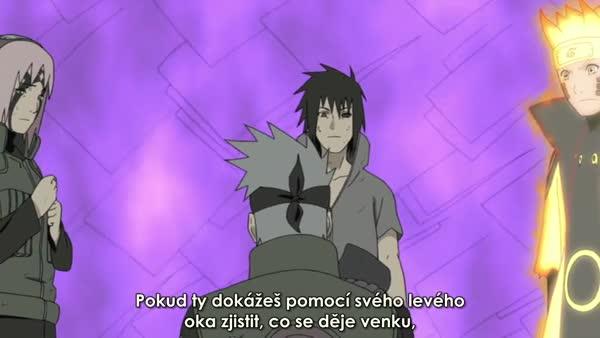 Naruto Shippuuden 451: Narození a smrt