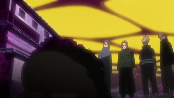 Naruto Shippuuden 455: Měsíčná noc