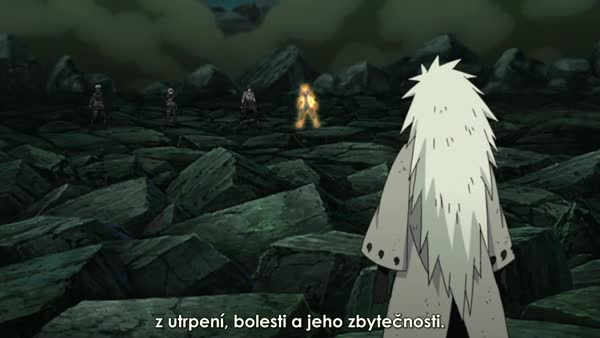 Naruto Shippuuden 458: PRAVDA - NARUTO-SHIPPUDEN.EU
