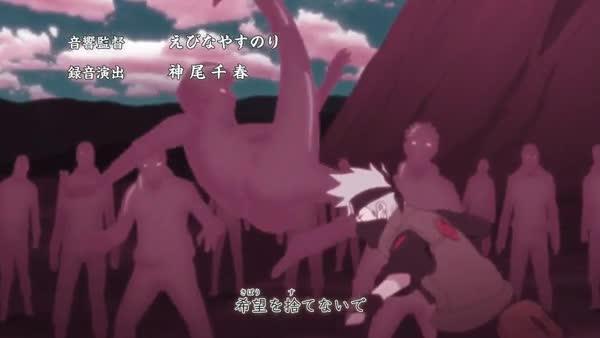 Naruto Shippuuden 459: Ta z počátku - BORUTO.EU