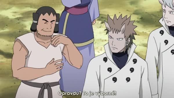 Naruto Shippuuden 461: Hagoromo a Hamura