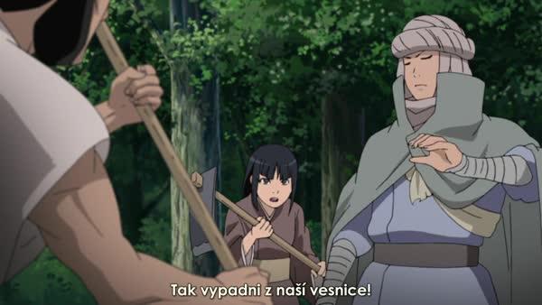 Naruto Shippuuden 466: Bouřlivá cesta - BORUTO.EU