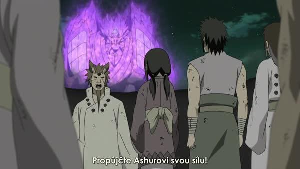 Naruto Shippuuden 468: Nástupce - BORUTO.EU