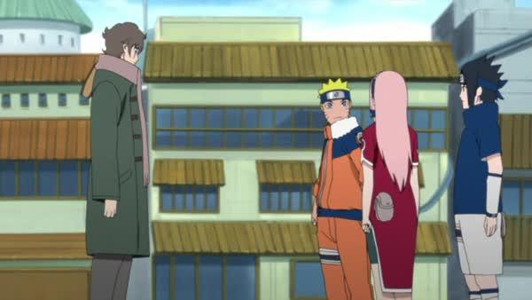 Naruto Shippuuden 469: Zvláštní mise