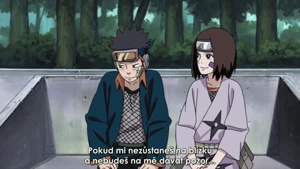 Naruto Shippuuden 471: Navždy společně
