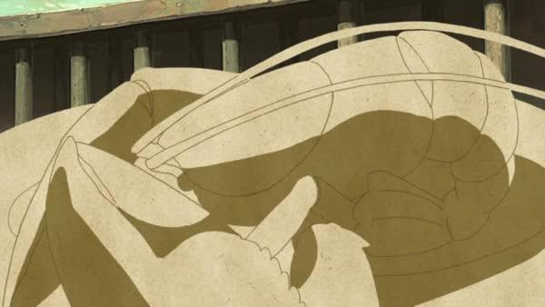 Naruto Shippuuden 482: Gaara Shikamaru
