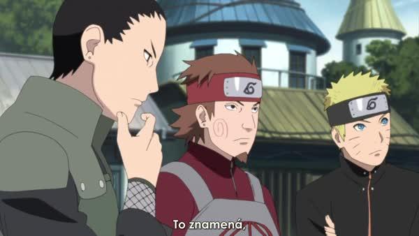 Naruto Shippuuden 484: Sasukeho příběh: Rozbřesk: Vybuchující lidé - BORUTO.EU