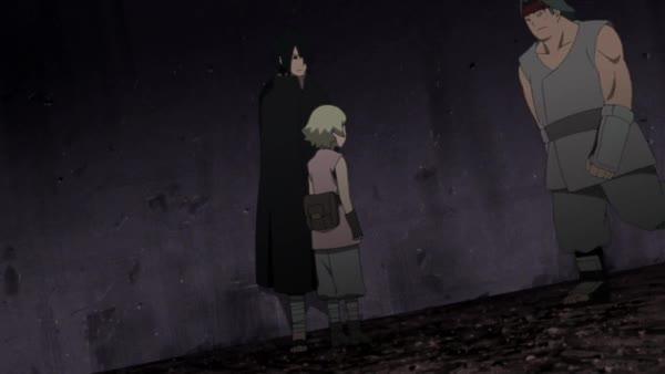 Naruto Shippuuden 486: Fuushin