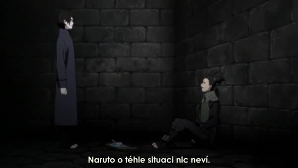 Naruto Shippuuden 492: Mrak podezření - NARUTO-SHIPPUDEN.EU