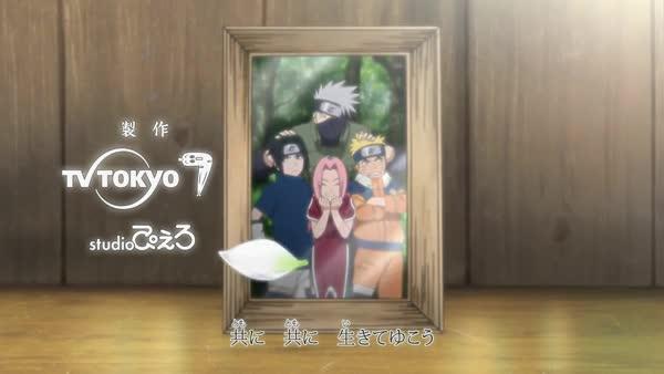 Naruto Shippuuden 494: Narutova svatba