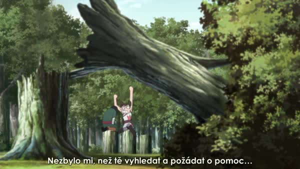 Naruto Shippuuden 495: Svatební dar plný síly - BORUTO.EU