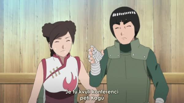 Naruto Shippuuden 497: Kazekageho dar