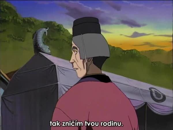 NARUTO 103: Naruto se topí?! Oceán víří zradou